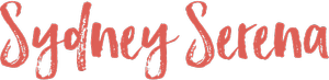 Sydney Serena Official Website Logo